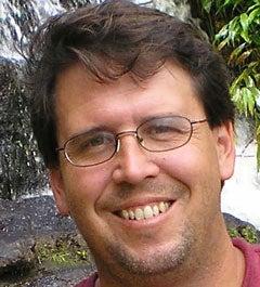 Daniel Kliebenstein headshot