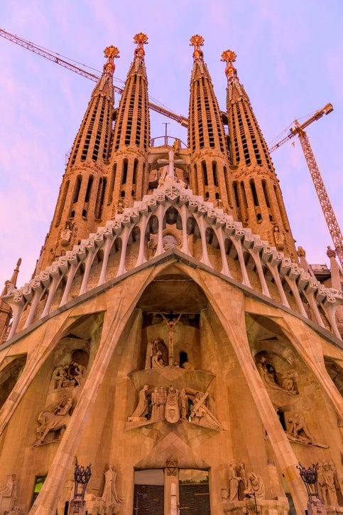 Gaudi's Sagrada Familia