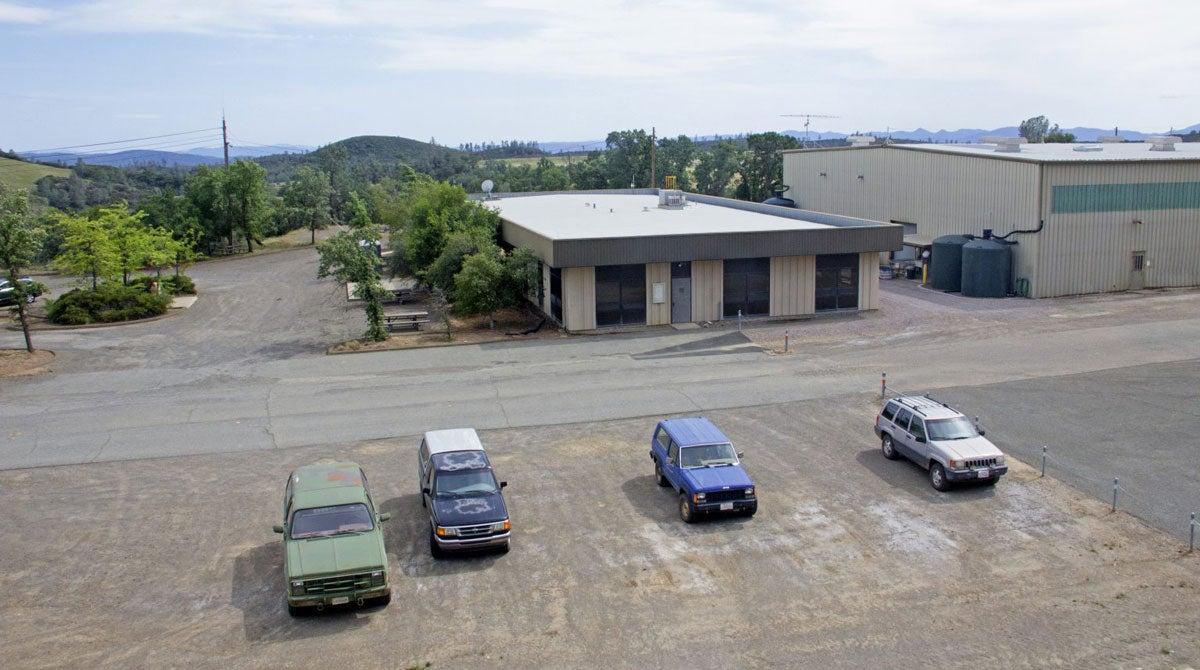 McLaughlin open area