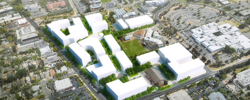 Aggie Square is an innovation hub that will be built on the campus of UC Davis Health in Sacramento.