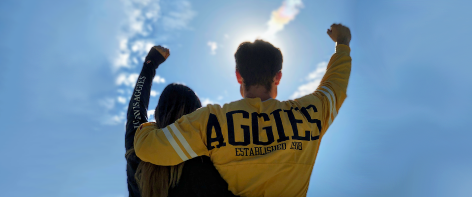 We are Aggie Heroes