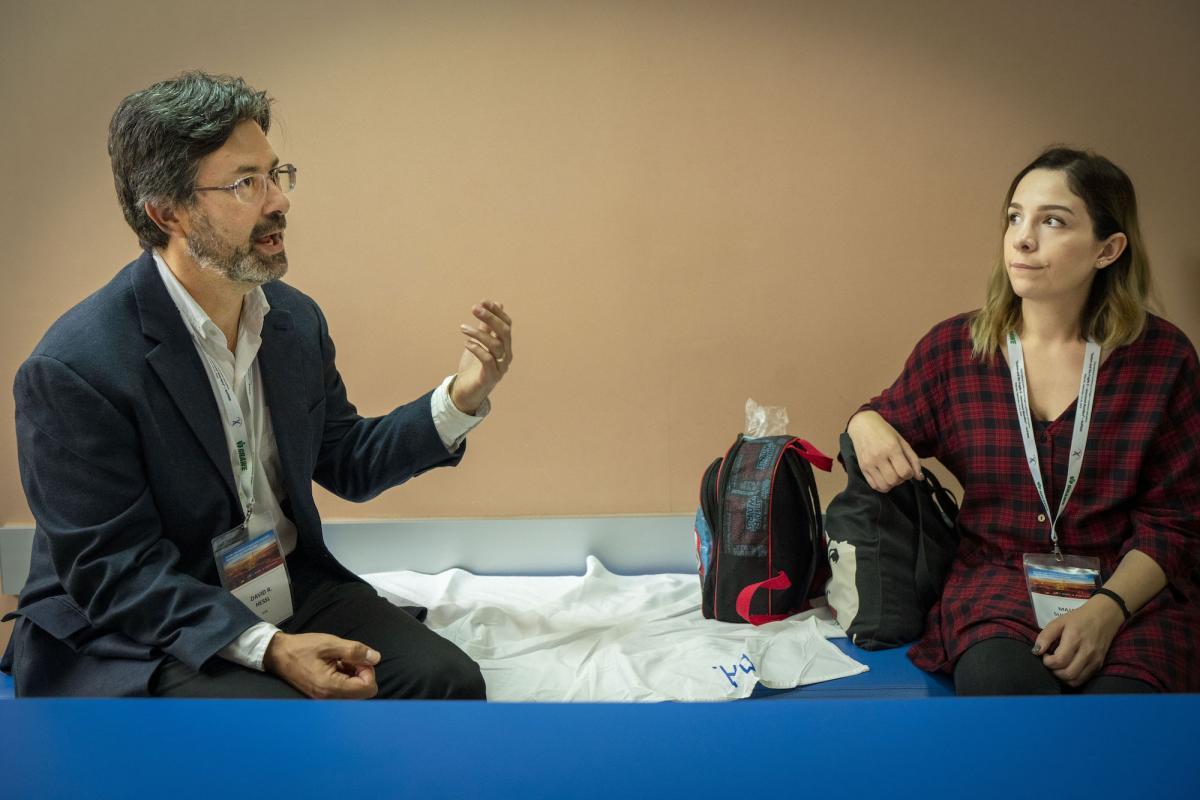 David Hessl speaks with Maija Sukreski - UC Davis