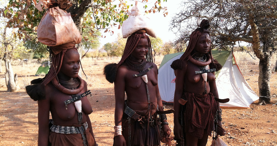Williams became familiar with the Himba and San populations Henn and her colleagues studied. But with populations like the Himba defining familial relationships with genetic data can be a daunting task. Brenna Henn