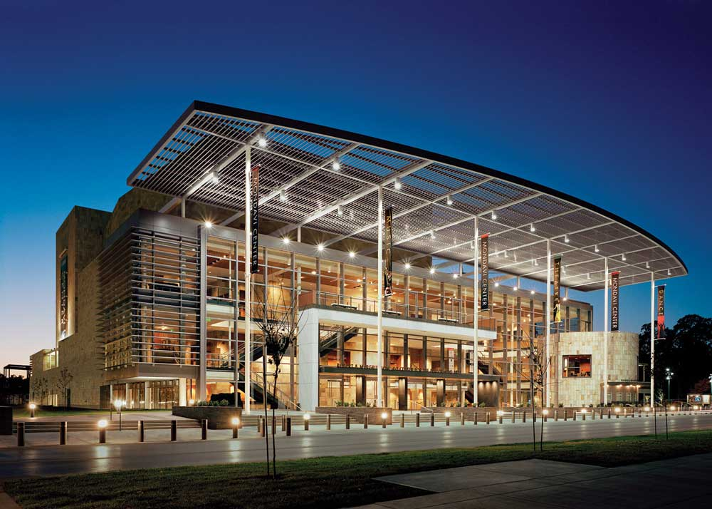 Picture of the Mondavi Center at UC Davis