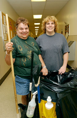 Campus custodial work draws Winters family closer together | UC Davis