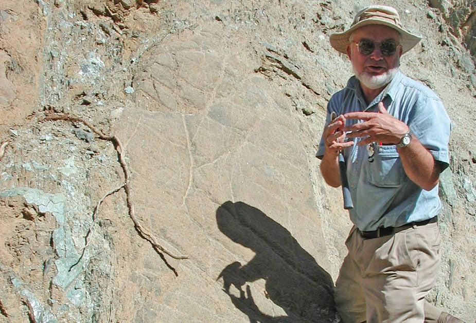 Geologist, Beloved Campus Citizen Eldridge Moores Dies