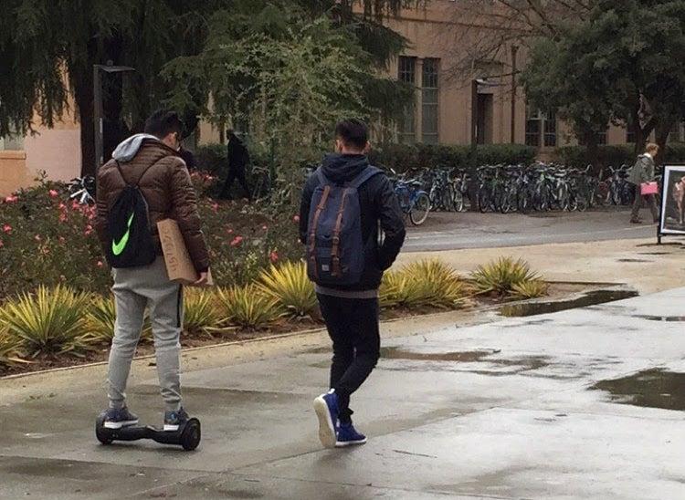 university of california announces hoverboard restriction. Black Bedroom Furniture Sets. Home Design Ideas