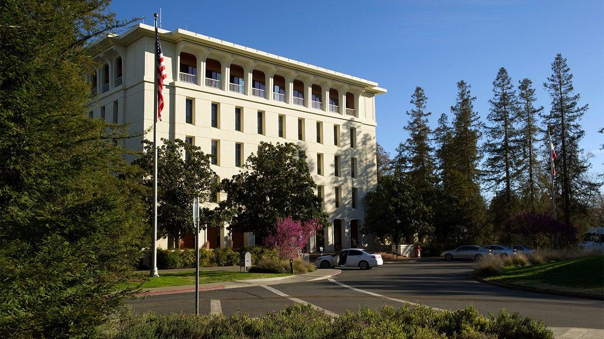 Campus Closed Through Thanksgiving Break   UC Davis Uc Davis Campus Pictures
