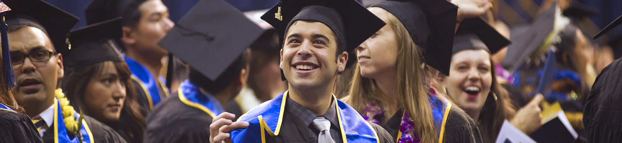Order Cap and Gown | UC Davis