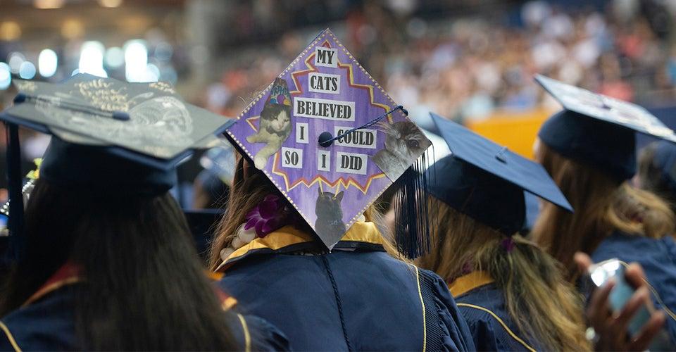 Uc Davis Graduation 2020.Design Your Grad Cap For A Chance To Win Uc Davis