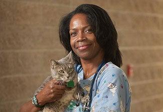 Yolanda Franklin '14, came to UC Davis as a transfer student.