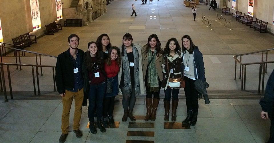internship in edinburgh scotland with uc davis