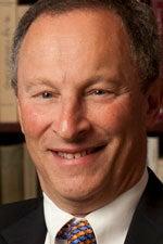 Interim Chancellor Ralph J. Hexter