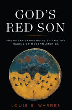 """God's Red Son"" book cover"