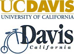 UC Davis and city of Davis.