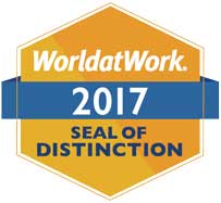 World at Work Seal of Distinction