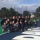 UC Davis softball team.