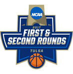 NCAA First and Second Rounds logo