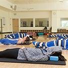 Participants nap