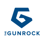 The Gunrock logo