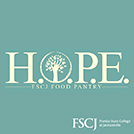 Logo of FSCJ Hope Food Pantry