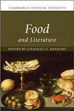 """Food and Literature"" book cover"