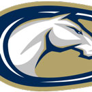 Aggie Athletics C-horse logo, cropped