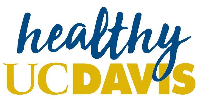 Healthy UC Davis logo