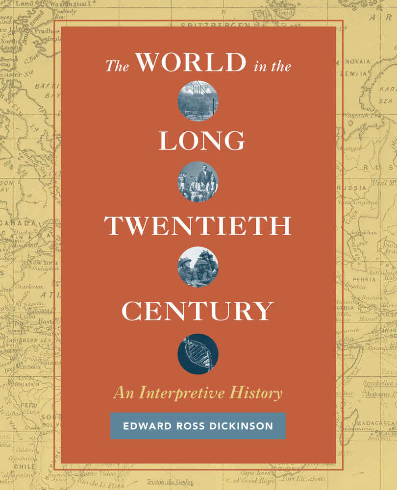 """The World in the Long Twentieth Century"" book cover"