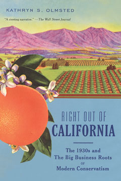 """Right Out of California"" book cover"