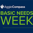 UC Davis Aggie Compass Basic Needs Week
