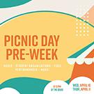 Picnic Day Pre-Week
