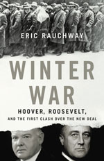 """Winter War"" book cover"