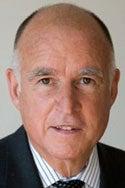 Jerry Brown mugshot