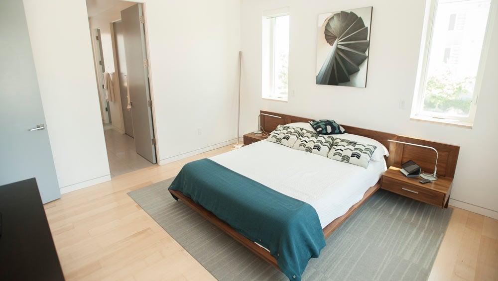 Honda Smart Home US bedroom