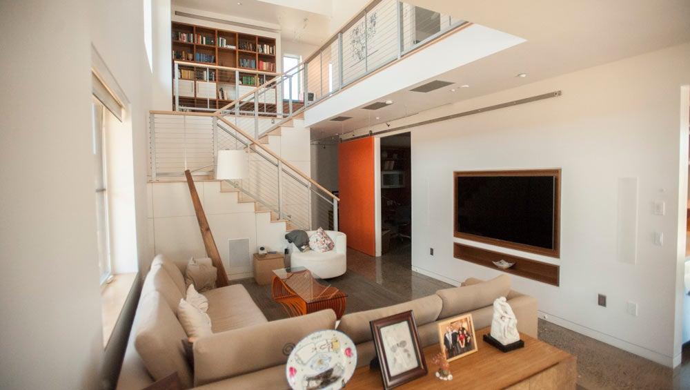 Honda Smart Home US living room
