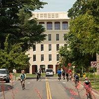 UC Davis Mrak Hall Southern Exterior