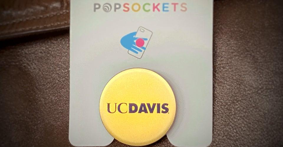 pop sockets at uc davis