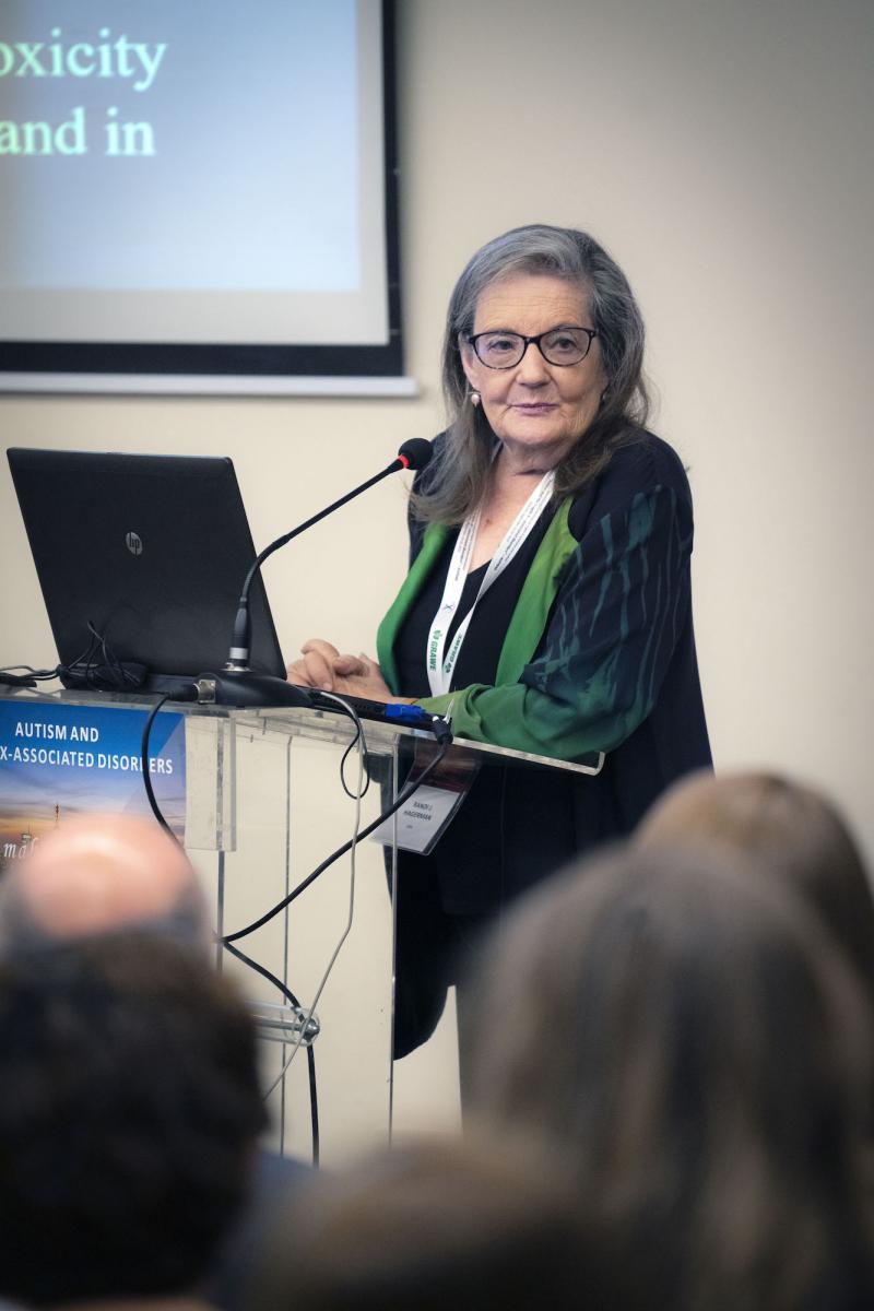 Randi Hagerman lectures