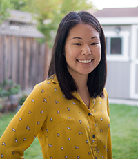 registered dietician katie kishimura studied clinical nutrition at UC Davis
