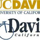 Logos: UC Davis and city of Davis.