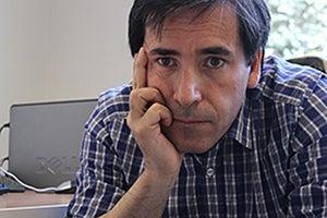 Portrait of Felipe Laurie