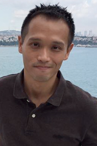 UC Davis Assistant Professor Howard Chiang