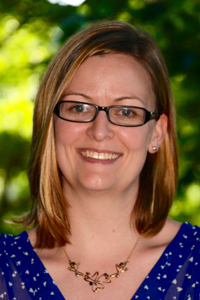 UC Davis Assistant Professor Joanne Emerson