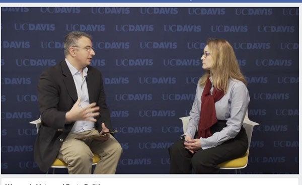 Lisa Materson UC Davis Live
