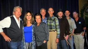 Group photo of the Sons of Champlin.