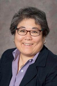 UC Davis Professor Carolyn Dewa