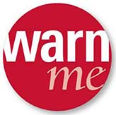 WarnMe logo